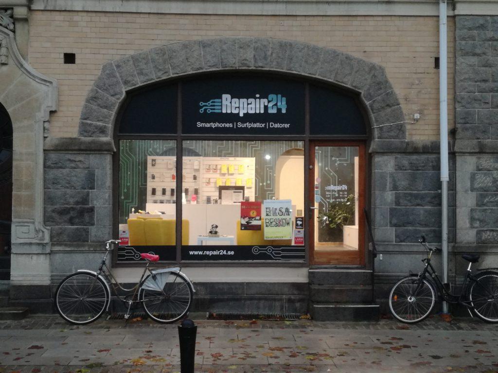 Laga iPhone i Lund, Clemenstorget 2